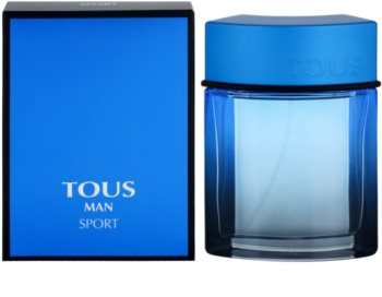 Tous Man Sport Eau de Toilette for Men 100 ml