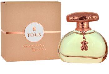Tous Sensual Touch Eau de Toilette für Damen 100 ml