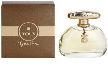 Tous Tous Touch eau de toilette pentru femei 100 ml