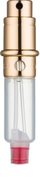 Travalo Engine nachfüllbarer Flakon mit Zerstäuber unisex 5 ml Ersatzfüllung gold