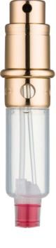 Travalo Engine plniteľný rozprašovač parfémov unisex 5 ml náhradná náplň gold