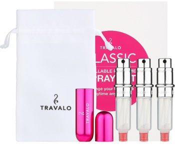 Travalo Classic HD Gift Set  II.