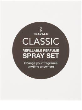 Travalo Classic HD ajándékszett III. Black