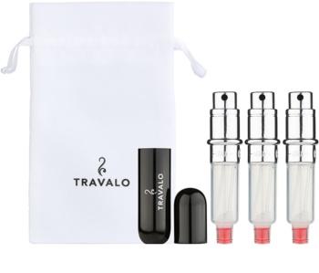 Travalo Classic HD coffret cadeau III. Black