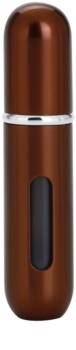 Travalo Classic napełnialny flakon z atomizerem unisex 5 ml  Brown