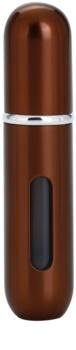 Travalo Classic vaporisateur parfum rechargeable mixte 5 ml  Brown