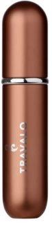 Travalo Classic ψεκαστήρας αρώματος unisex Light Brown