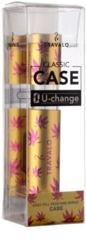 Travalo Classic plastový obal na plnitelný rozprašovač parfémů unisex    Autumn