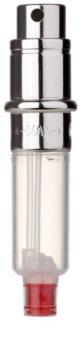 Travalo Engine plnitelný rozprašovač parfémů unisex 5 ml náhradní náplň silver