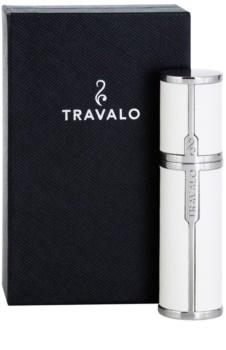 Travalo Milano nachfüllbarer Flakon mit Zerstäuber unisex 5 ml  White