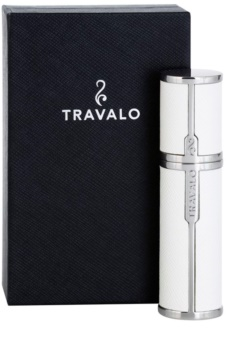 Travalo Milano vaporisateur parfum rechargeable mixte 5 ml  White
