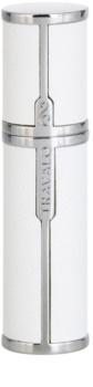 Travalo Milano vaporizador de perfume recarregável unissexo 5 ml  White