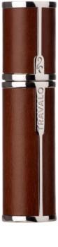 Travalo Milano Case U-change Edelstahlhülle für ein wiedernachfüllbares Parfüm  unisex    Brown