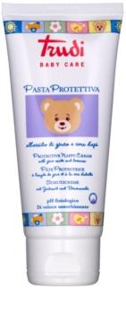 Trudi Baby Care захисний крем для немовлят з бджолиним воском та оксидом цинку