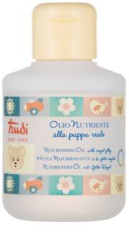Trudi Baby Care ulei nutritiv pentru copii cu lăptișor de matcă