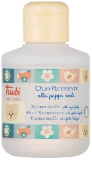 Trudi Baby Care дитяча поживна олійка з маточним молочком