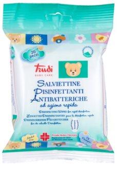 Trudi Baby Care feuchte Pads zum Desinfizieren