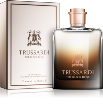 Trussardi The Black Rose eau de parfum mixte 100 ml