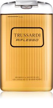 Trussardi Riflesso gel de dus pentru barbati 200 ml