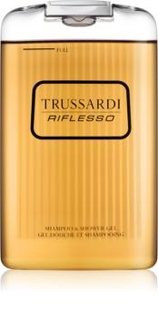 Trussardi Riflesso gel douche pour homme 200 ml