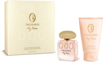Trussardi My Name coffret III.