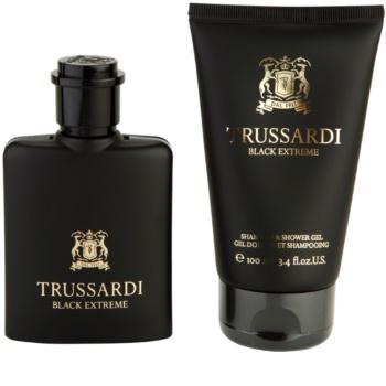 Trussardi Black Extreme ajándékszett I.