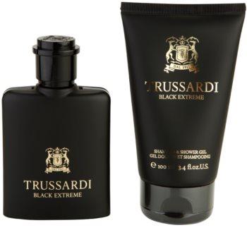 Trussardi Black Extreme Gift Set I.