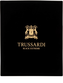 Trussardi Black Extreme dárková sada I.