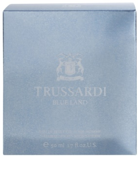 Trussardi Blue Land toaletna voda za moške 50 ml