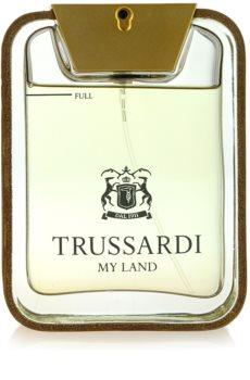 Trussardi My Land eau de toilette pentru barbati 100 ml
