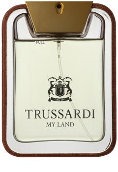 Trussardi My Land eau de toilette teszter férfiaknak 100 ml