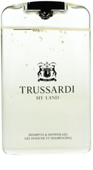 Trussardi My Land gel doccia per uomo 200 ml