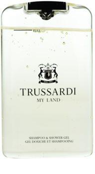 Trussardi My Land żel pod prysznic dla mężczyzn 200 ml