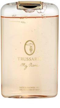 Trussardi My Name tusfürdő nőknek 200 ml