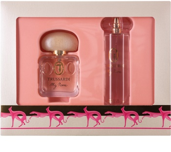 Trussardi My Name Greyhound Massage coffret I.