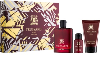 Trussardi Uomo The Red Gift Set  II.
