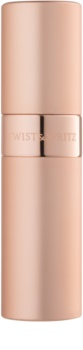 Twist & Spritz Fragrance Atomiser Refillable Atomiser unisex 8 ml  Rose Gold