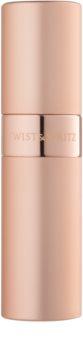 Twist & Spritz Twist & Spritz Navulbare Parfum verstuiver Unisex 8 ml  Rose Gold