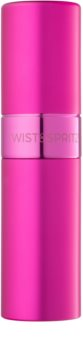 Twist & Spritz Twist & Spritz Refillable Atomiser unisex 8 ml  Hot Pink