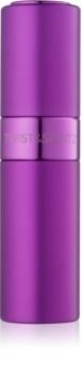 Twist & Spritz Fragrance Atomiser nachfüllbarer Flakon mit Zerstäuber Unisex 8 ml  Purple