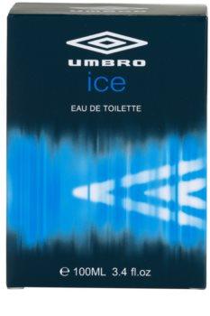 Umbro Ice eau de toilette férfiaknak 100 ml