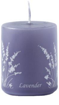 Unipar Lavender Violet vonná svíčka 100 g  (Ø 50 - 60)