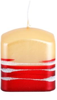 Unipar Tonnet Red-Copper dekorativní svíčka 175 g