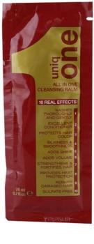 Uniq One All In One Hair Treatment čistiaci balzam pre všetky typy vlasov