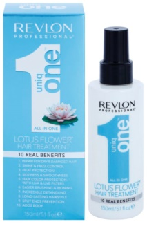 Uniq One All In One Lotus Flower Hair Treatment 10 in 1 Hair Treatment