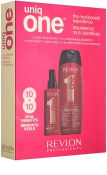 Uniq One All In One Hair Treatment lote cosmético III.