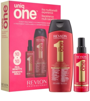 Uniq One All In One Hair Treatment lote cosmético III.