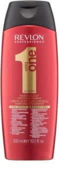 Uniq One All In One Hair Treatment sampon hranitor pentru toate tipurile de par