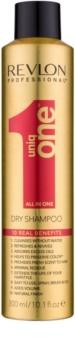 Uniq One All In One Hair Treatment shampoo secco