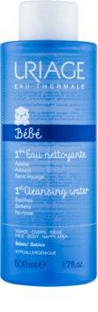 Uriage 1érs Soins Bébés jemná čisticí voda na obličej a tělo